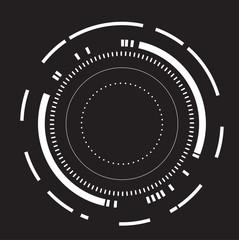 circle element background