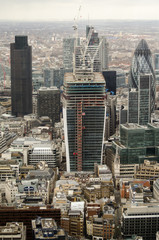 Tall Buildings, City of London