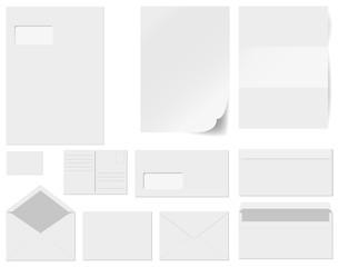 Post, Briefpapier