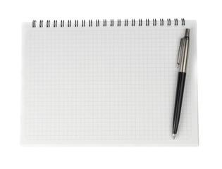 blank notebook template