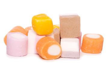 dolly mixture sweets cutout
