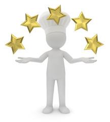 Bilder und videos suchen bewertungssystem for Koch 5 sterne