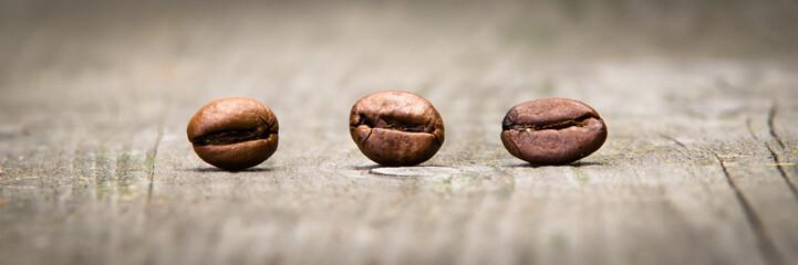 3 kaffeebohnen banner