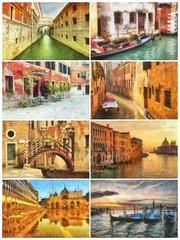 Venezia - digital painting