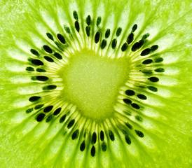 Kiwi, macro