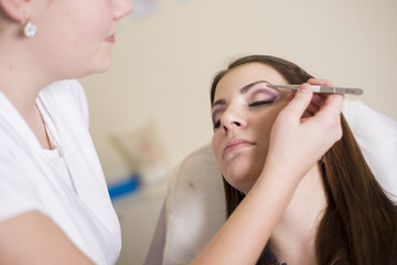 Make up salon