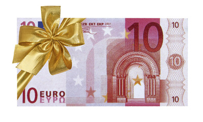 Christmas gifts under 10 euro schein