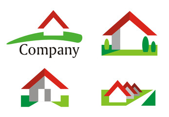 Symbol Logo Real Estate