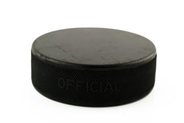Eishockey Puck - Liegend