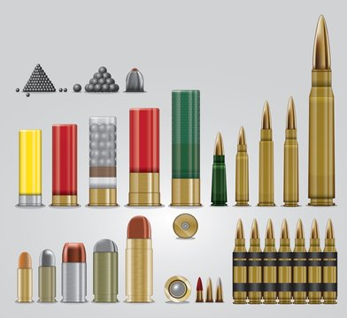 Full vector ammo set