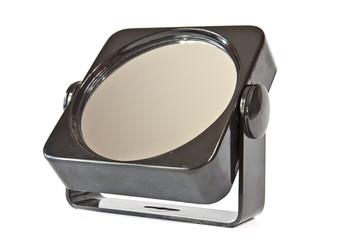 Mirror in plastic frame