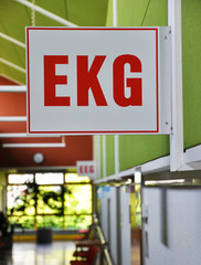 EKG - Elektrokardiogramm