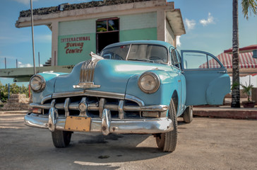 HAVANA 2013 Vintage Pontiac