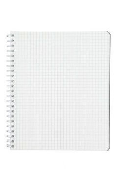 Blank Copybook