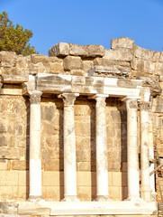 Side Nymphaeum Fountain Ruins 02