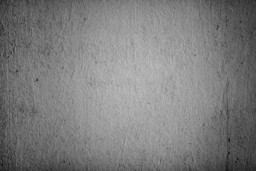 Gray wall texture as background