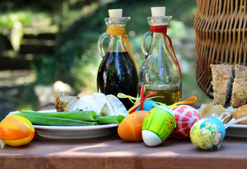 Easter barbeque