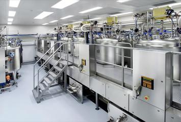 Biopharma-Anlage