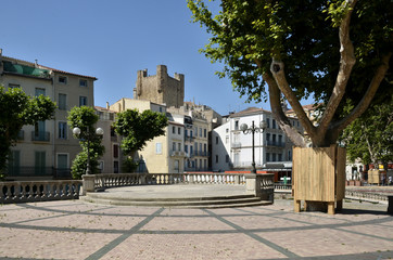 Narbonne in France