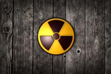 Wall Mural - radioaktiv