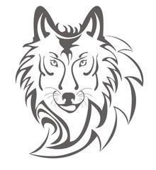 Wolf symbol