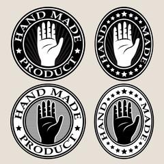 Hand Made Seal / Badge