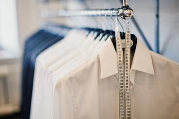 Shirt's on hanger