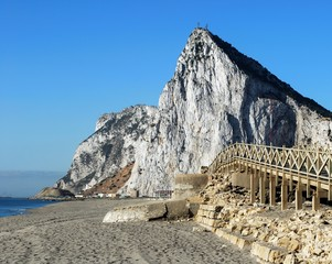 The Rock of Gibraltar © Arena Photo UK