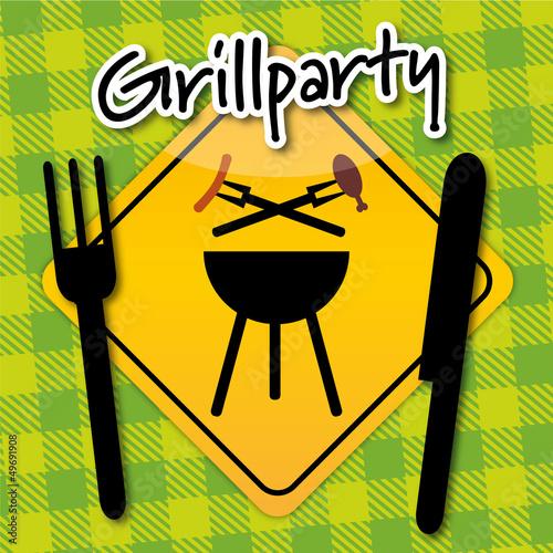 grillparty, wintergrilen, angrillen, grillsaison, einladung, Einladung