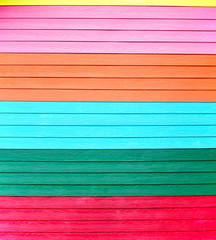 Fototapete - colorful wall