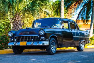 Amerikanischer Oldtimer in Kuba