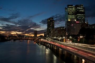 Australia - Brisbane Nightshot (Australien)