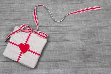 Von ganzem Herzen - ein herzliches Dankeschön -  Geschenk