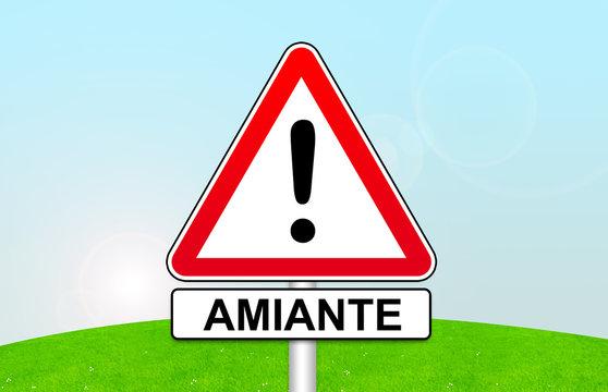Danger amiante - Diagnostic amiante