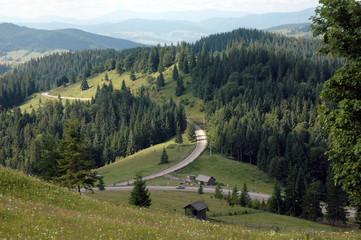 paysage Bucovine