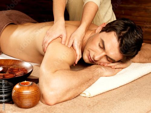 Классический массаж звенигородская