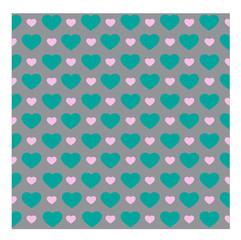 Heart semless pattern, texture Vector
