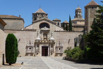 Kloster Santa Maria de Poblet, Katalonien