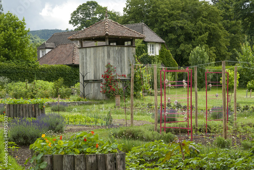Jardin des six sens wesserling alsace 68 haut rhin for Jardin wesserling