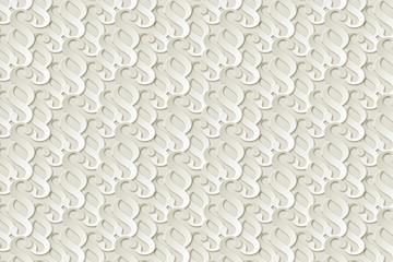 Paragraf Papier Muster Hintergrund Weiss