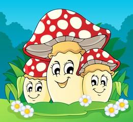 Mushroom theme image 2