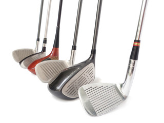 Golf Equipments.