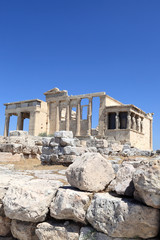 Erechtheum ancient temple
