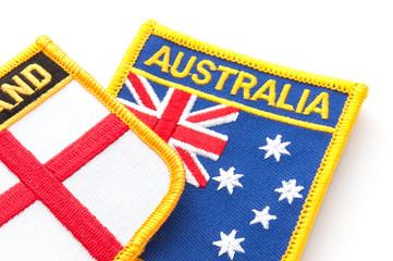 england and australia