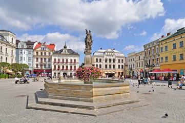 Obraz Polish Cieszyn - fototapety do salonu