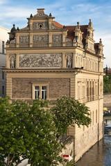 Wall Mural - The Smetana Museum