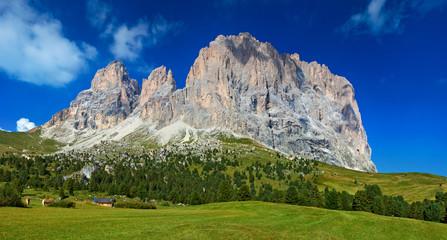 Dolomites mountain