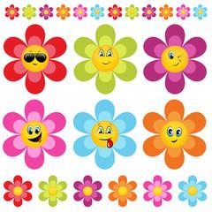 flower smileys