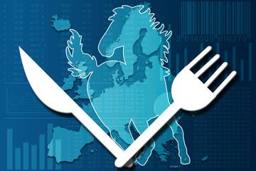 Scandale Alimentaire Bleu