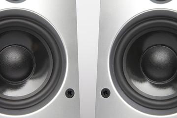 Lautsprecher für die Musikwiedergabe